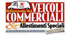 """GGG Elettromeccanica sulla rivista """"Il giornale dei veicoli commerciali"""""""