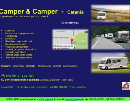 Camper & camper GGG