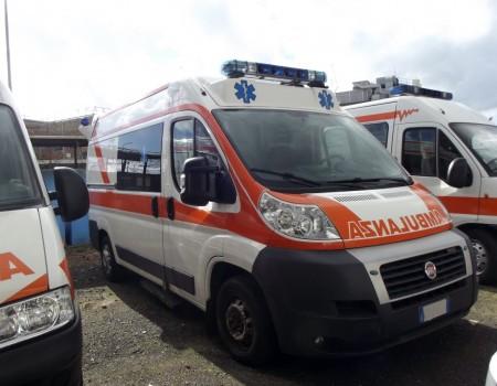 Rif. A66 – Ambulanza su Fiat Ducato 3.0