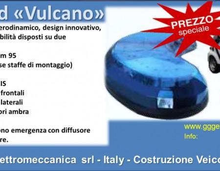 """Barra led """"Vulcano"""" in superofferta!!!"""