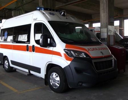 Rif. A85 – Ambulanza Eldorado in pronta consegna