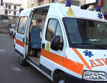 Rif. A91 – Ambulanza usata su Fiat Ducato 2.8Jtd