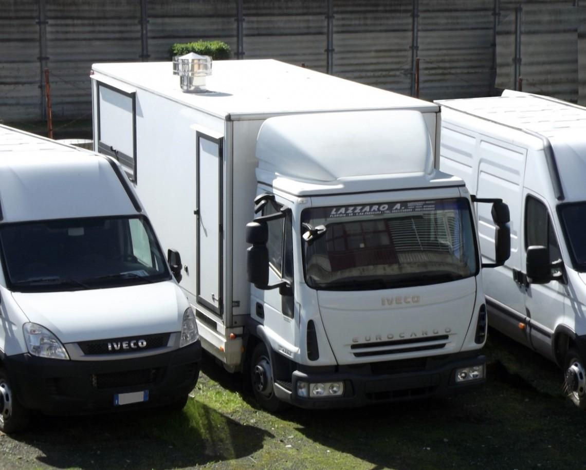 Rif. A89 – Unità mobile cucina in pronta consegna