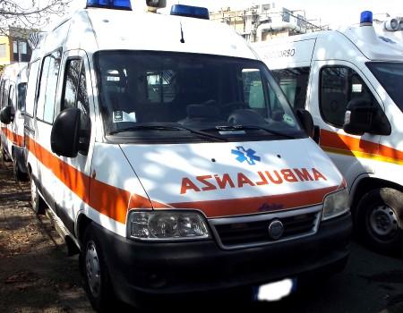 Rif. A101 – Ambulanza su Fiat Ducato 2.8