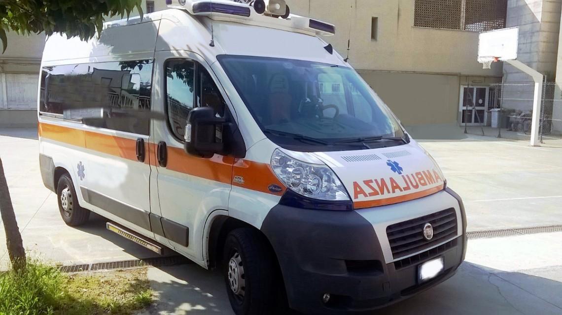 Rif. A102 – Ambulanza su Fiat Ducato 2.3