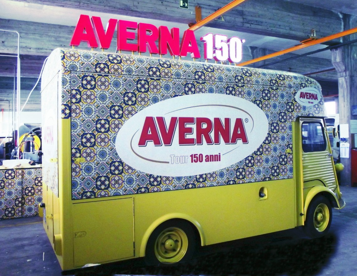 150 anni Ditta Averna