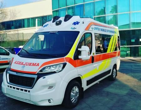Ambulanza Connect/XSignum