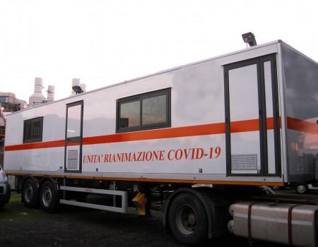 Ambulanze biocontenimento – terapia intensiva mobile