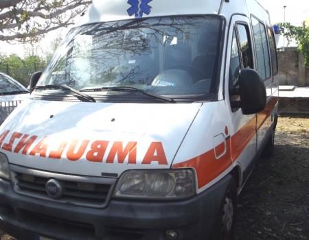 Rif. A118 – Ambulanza su Fiat Ducato 2.8 in offerta a prezzo d'occasione