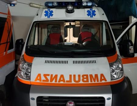 Rif. A122 – Ambulanza su Fiat Ducato 2.3Mjt